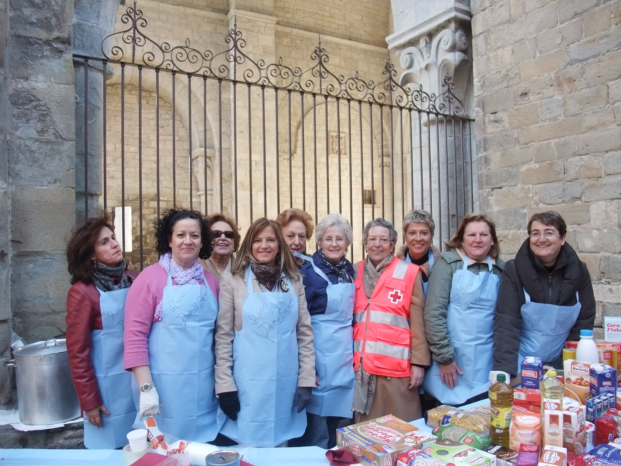 """FEACCU y el """"Día Solidario"""" 2013"""