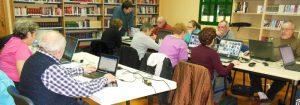 Curso de Informática básica e Internet en Alcalá de Gurrea