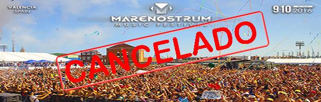 """Se requiere a los organizadores del festival """"Marenostrum"""" a devolver el importe de las entradas"""