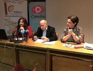 """Estudio Diagnóstico Territorial:  """"Necesidades de la Mujer Rural en la Comarca Hoya de Huesca Plana de Uesca"""""""