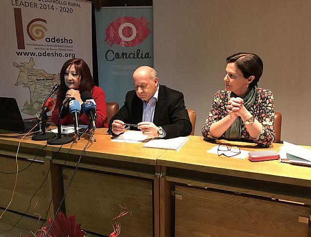 """En este momento estás viendo Estudio Diagnóstico Territorial:  """"Necesidades de la Mujer Rural en la Comarca Hoya de Huesca Plana de Uesca"""""""