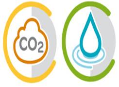 Disminuye tu consumo de agua y tus emisiones de CO2