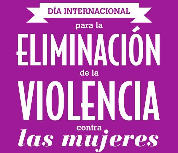 25 de noviembre. DÍA INTERNACIONAL DE LA ELIMINACIÓN  CONTRA LA VIOLENCIA HACIA LAS MUJERES