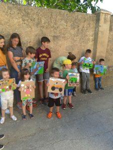 Talleres de pintura para niños 2019