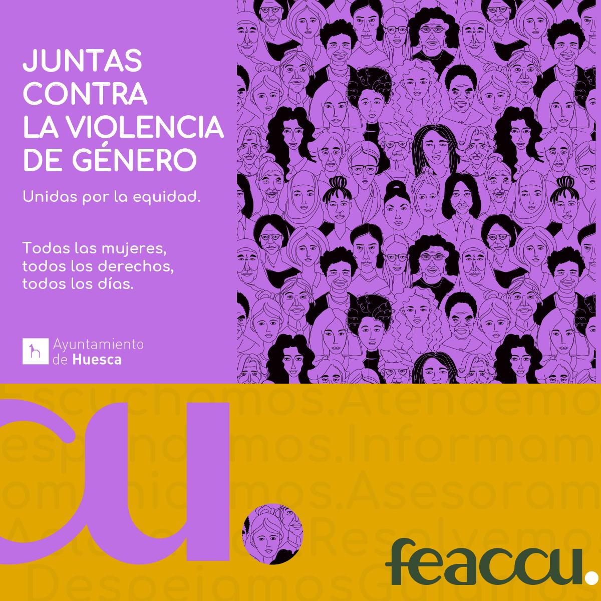 Nos sumamos al Día Internacional contra la Violencia de género